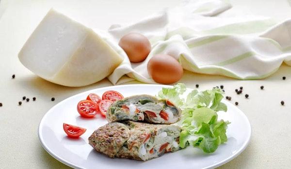 Omelette dello chef con Medoro