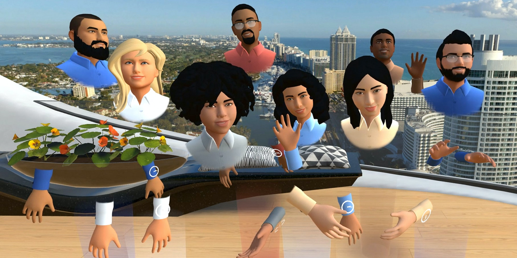 Making Virtual Meetings More Real With Personal Avatars