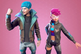 Finding the right balance between realistic and abstract 3D avatars