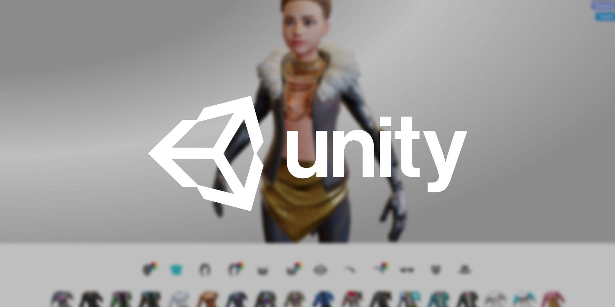 How to get started with the Ready Player Me Unity Avatar SDK