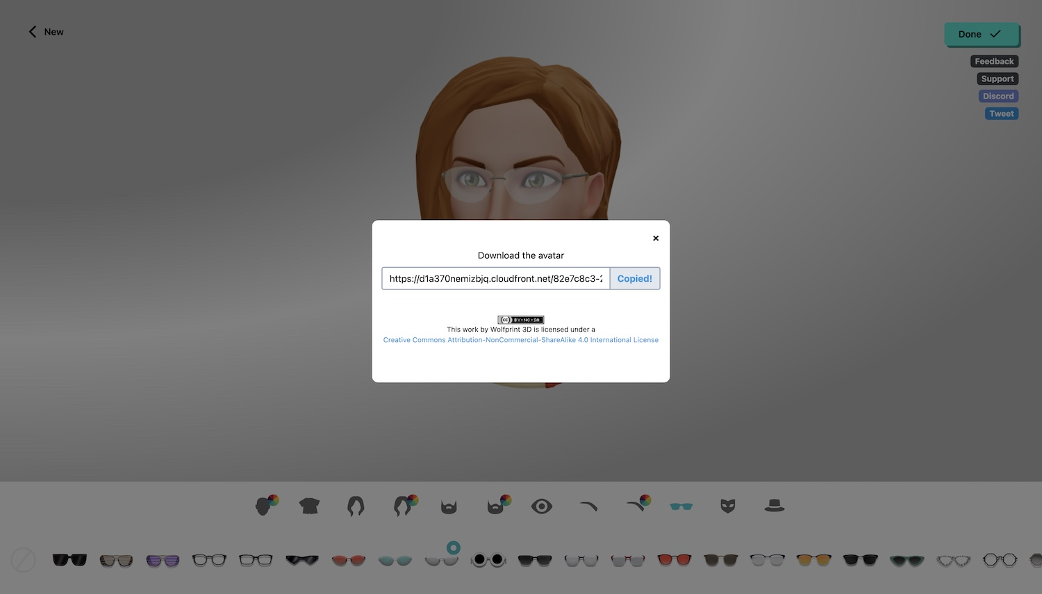Impoty your Ready Player Me avatar to Mozilla Hubs