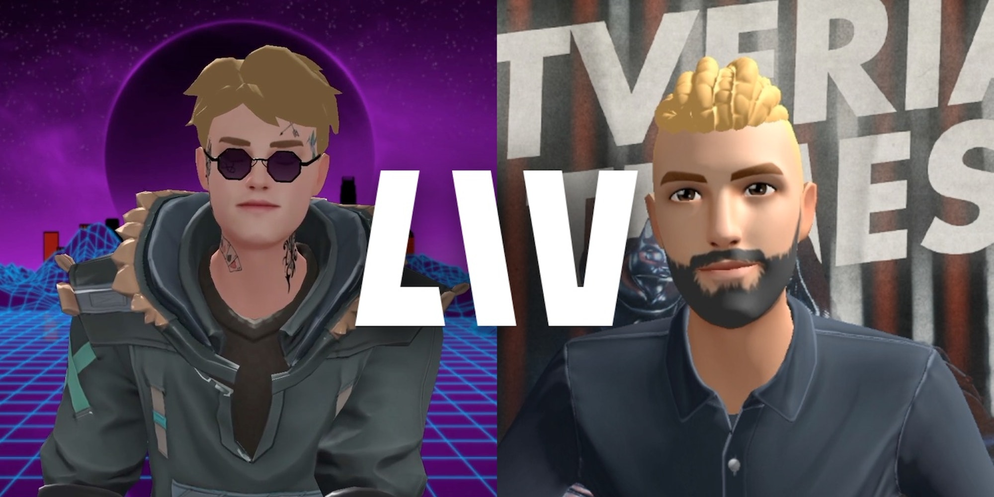 Talking about the future of VR content creation with LIV's Co-Founder & CEO, AJ 'Dr Doom' Shewki