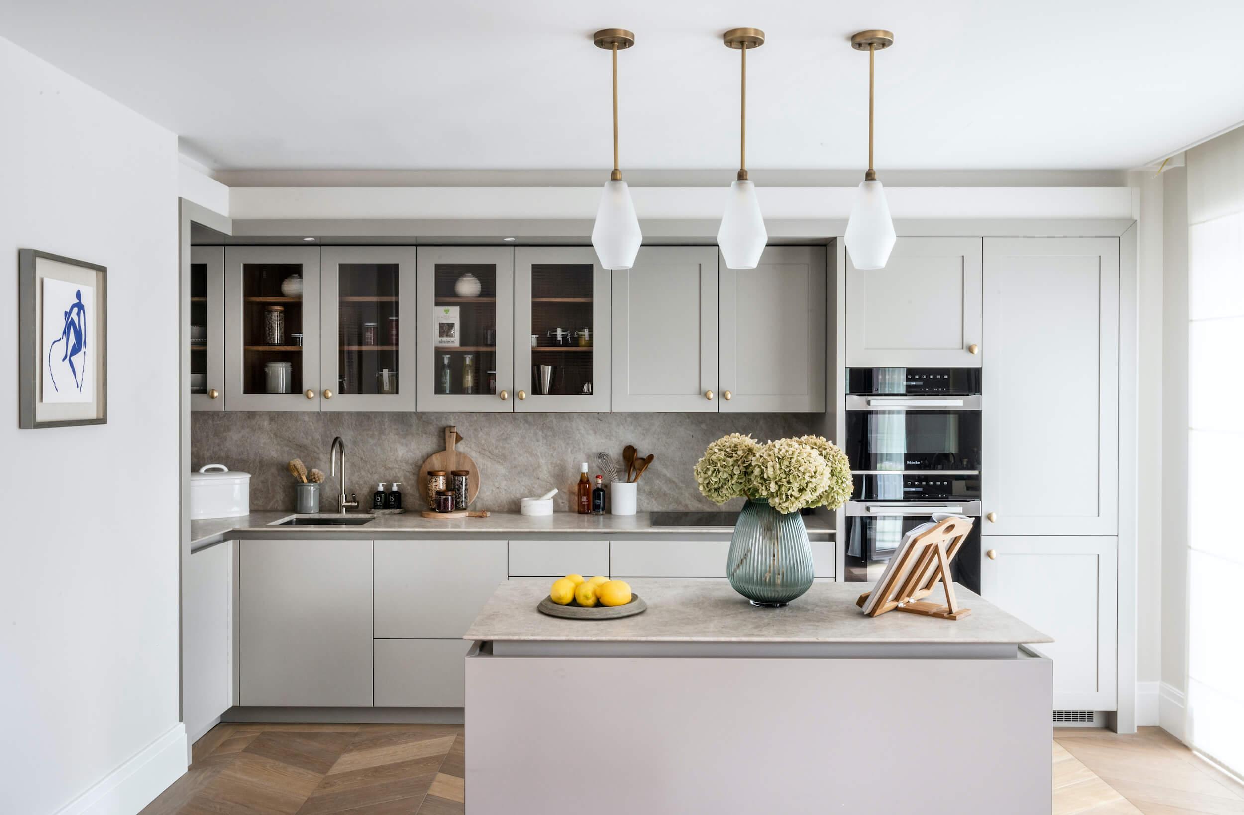Apartment 201 Kitchen