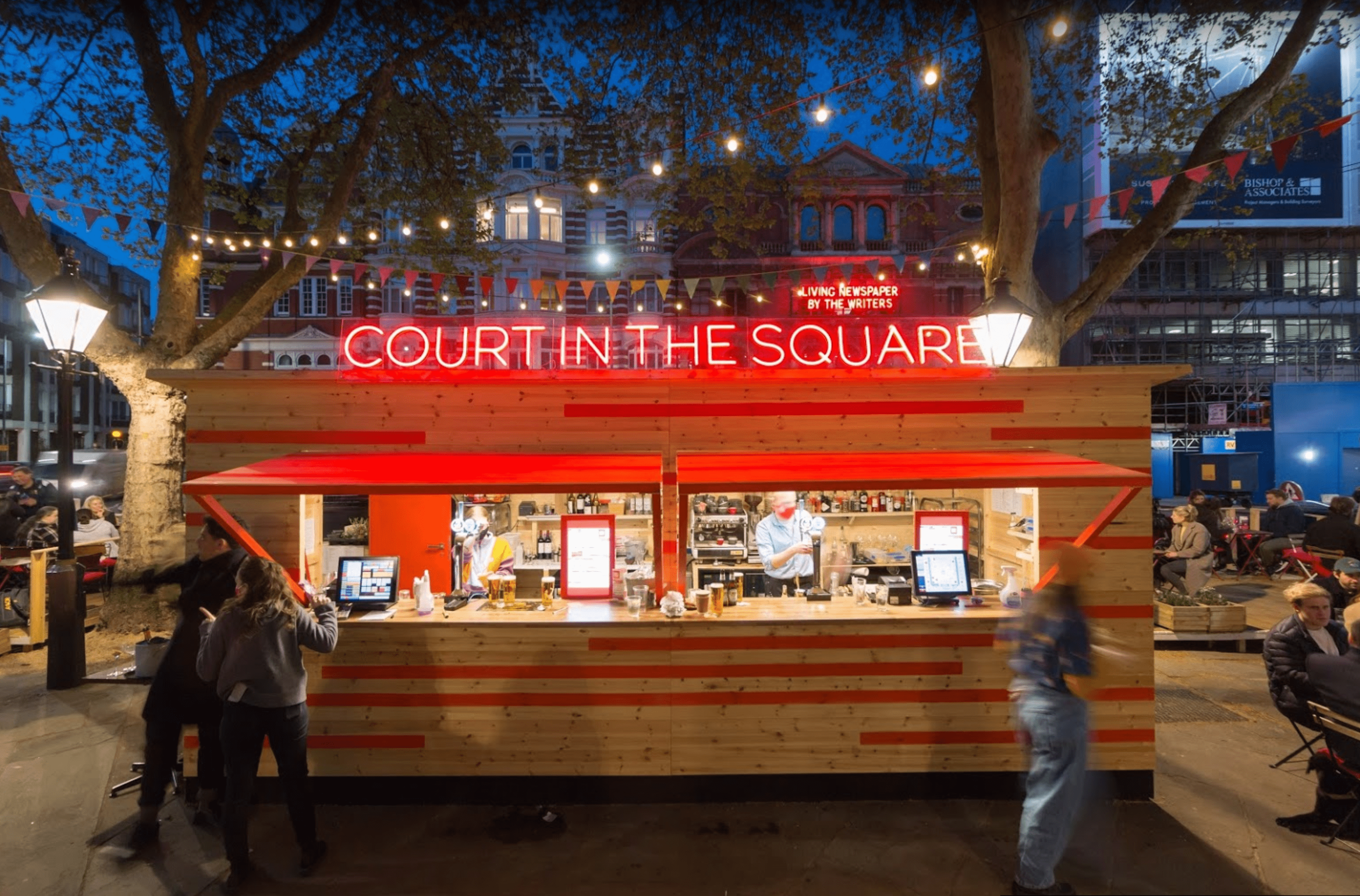 Court In The Square in London