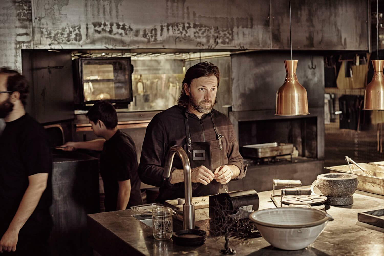 Chef Niklas Ekstedt