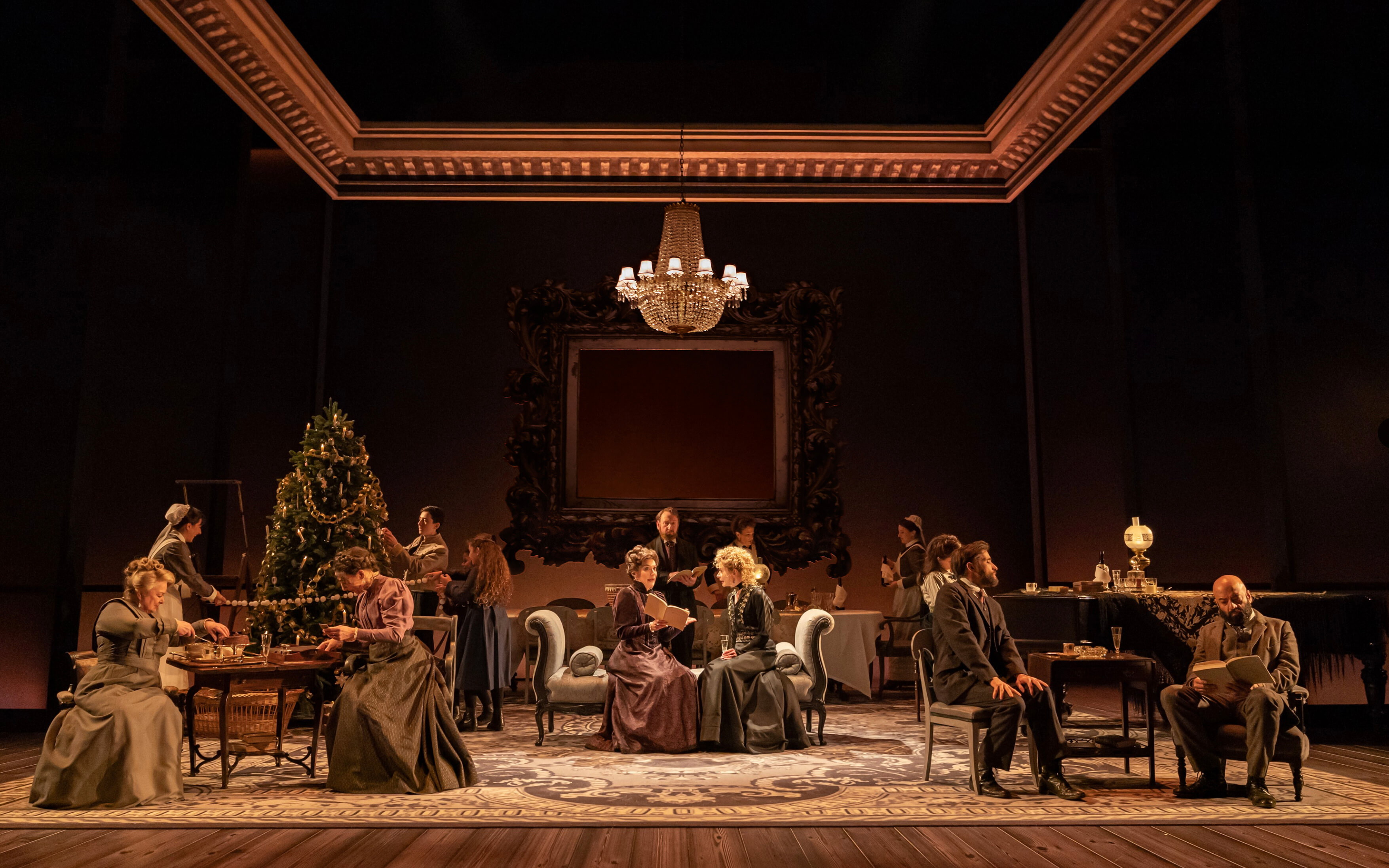 Leopoldstadt - playing at London's Wyndham's Theatre