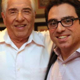 Iranian American business consultant Siamak Namazi (right) has been detained in Iran since 2016 alongside his father Baquer Namazi (left). (Photo: Family handout)
