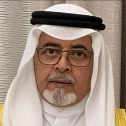 Kuwaiti poet Jamal Al-Sayer, who was arrested by security forces at his home on Jul. 5, 2021. (Handout photo via Twitter)