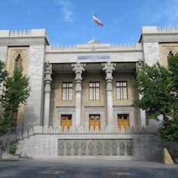 صورة لوزارة الخارجية الإيرانية في طهران. 1 مايو/ أيار 2010 (الصورة عبر ويكيميديا كومنز)