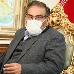 علی شمخانی، دبیر شورای عالی امنیت ملی ایران؛ تهران، ۲۸ مهر ۱۳۹۹. (عکس از مریم کامیاب/ خبرگزاری مهر)