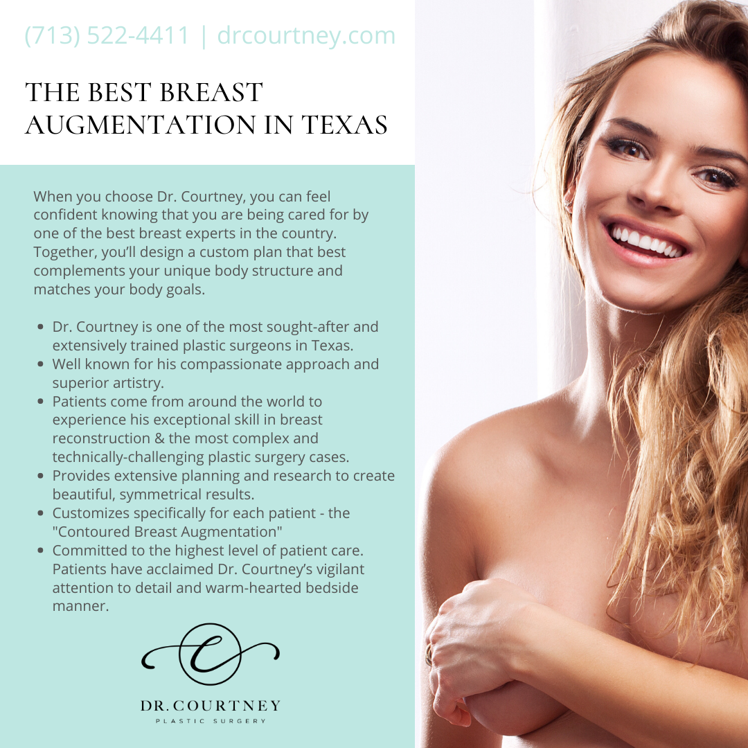 Dr. Courtney Plastic Surgery Blog | The best breast augmentation in Texas