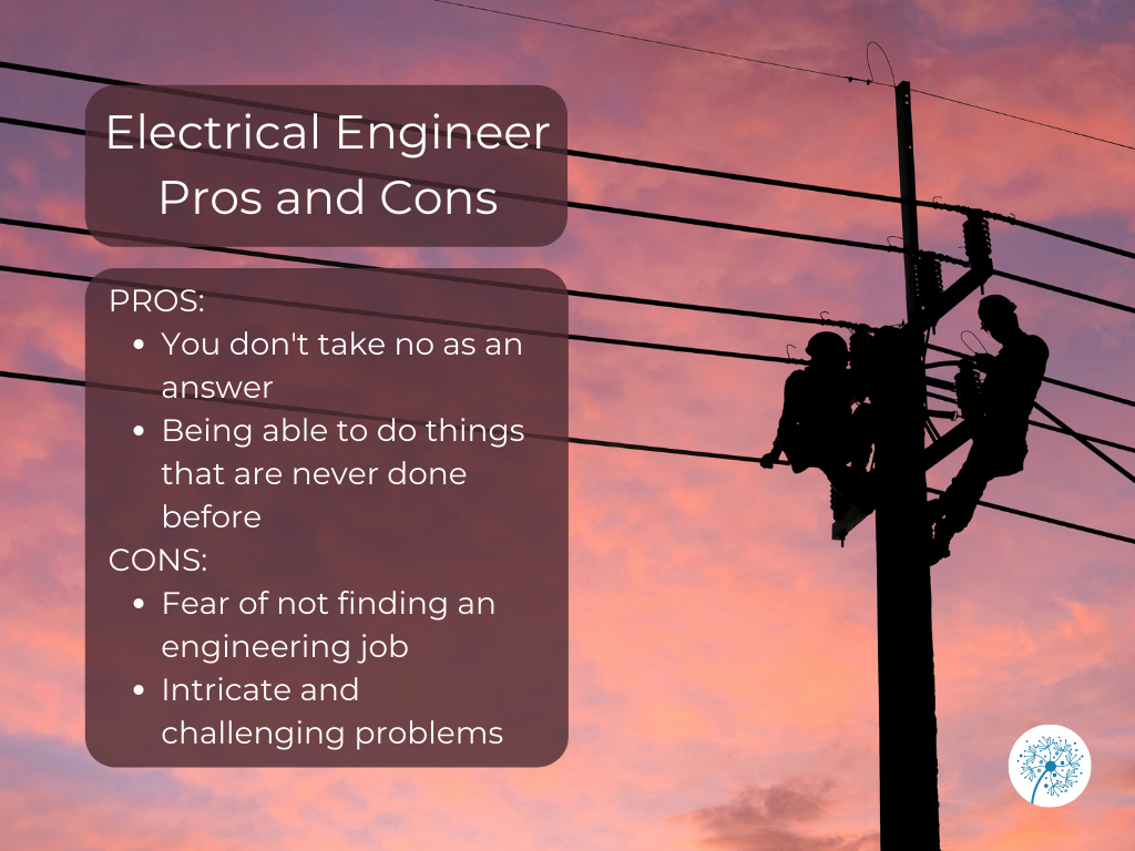 Electrical Engineering Pros and Cons