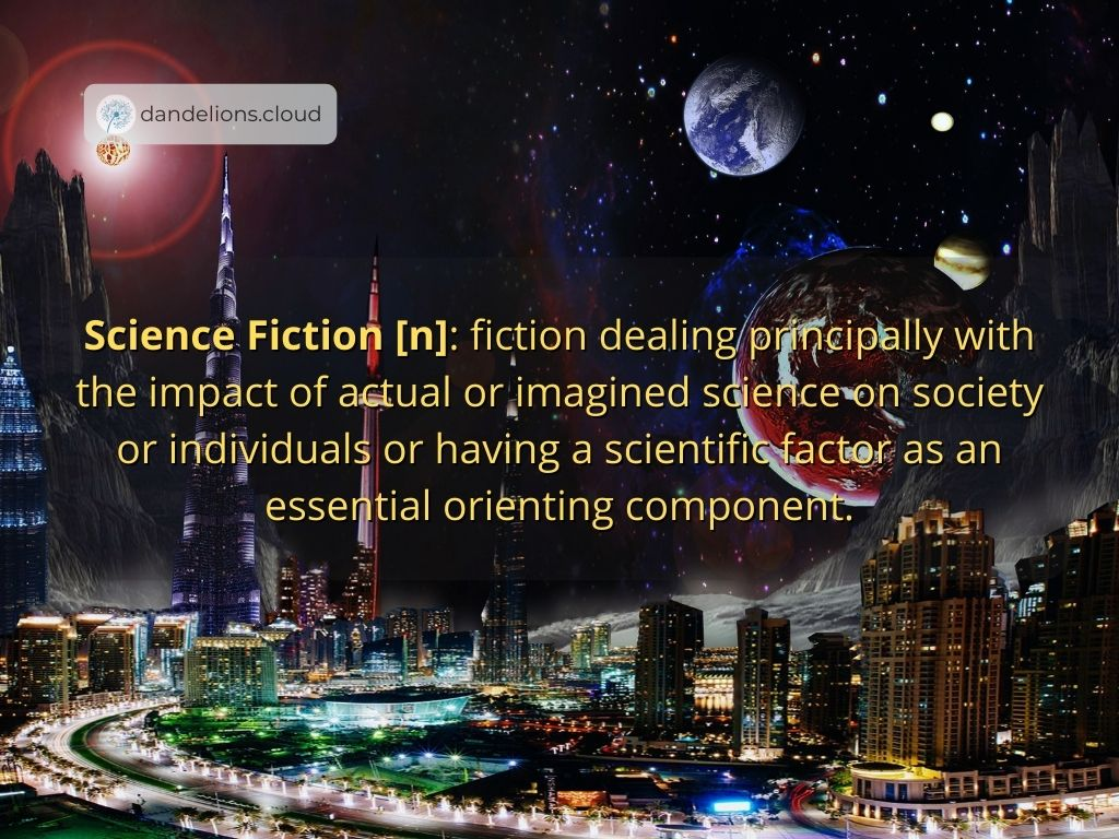 Definition of science fiction