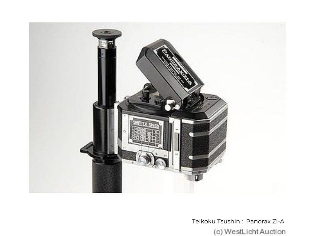Teikoku Tsushin :  Panorax Zi-A | Image Credit: WestLichtAuction