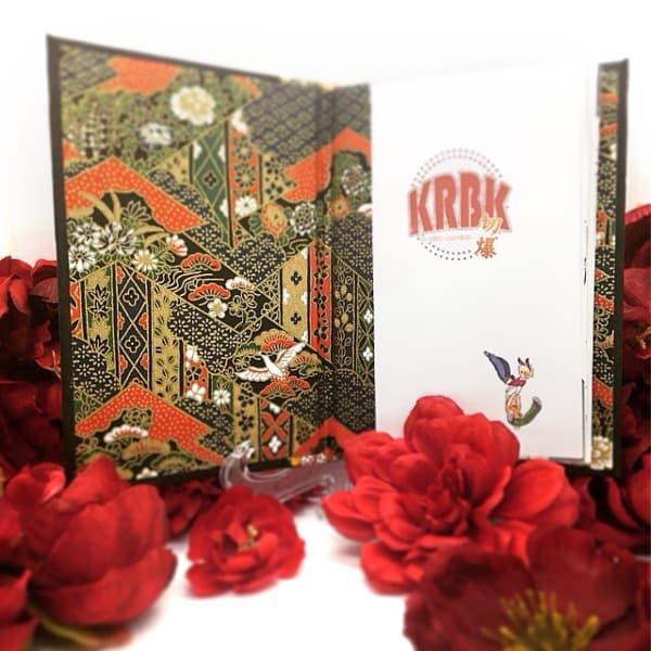 KRBK Valentines Saga Hardcover