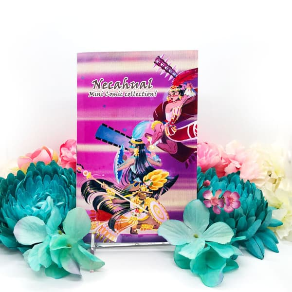 Necahual Mini Comic Collection