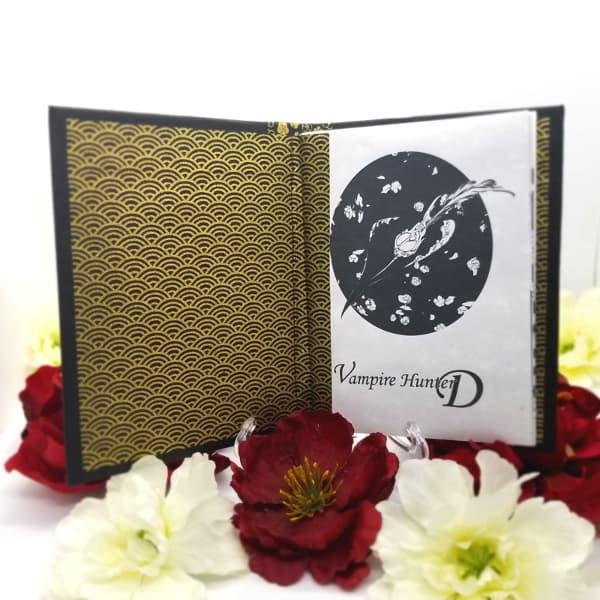 Vampire Hunter D 18+ Erotica Hardcover Art Book