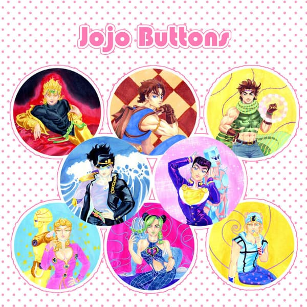 Jojo Buttons