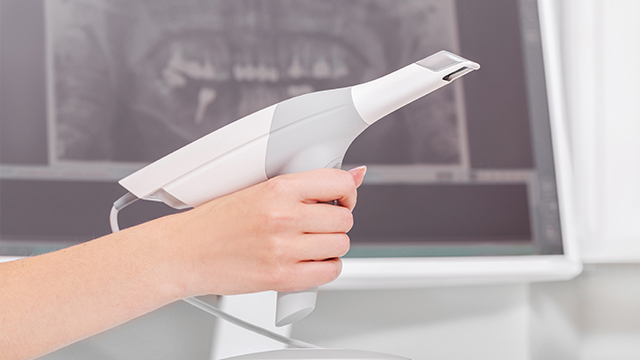 Digital Impression Scanner