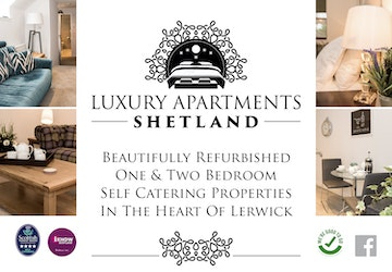 Luxury Apartments Shetland