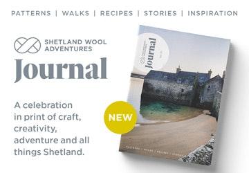 Shetland Wool Adventures (Journal)