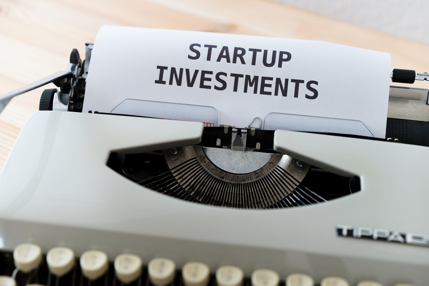 startup investments