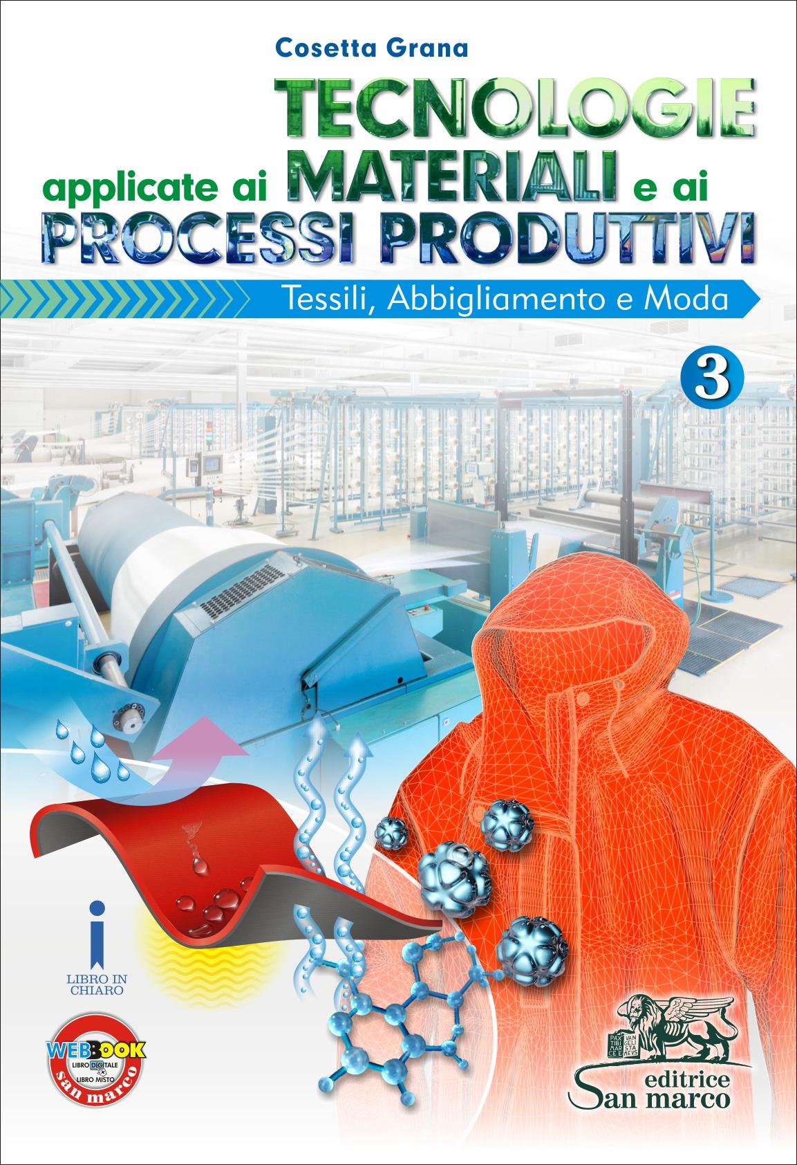 Tecnologie Applicate ai Materiali e ai Processi Produttivi 3