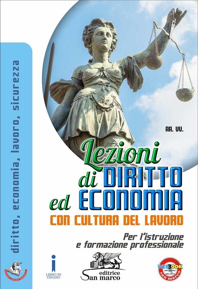 Lezioni di Diritto ed Economia con Cultura del Lavoro