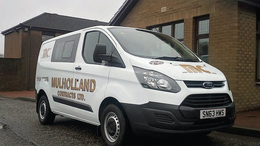 Mulholland enjoy 2.5% efficiency gain and expect £50,000 fuel saving