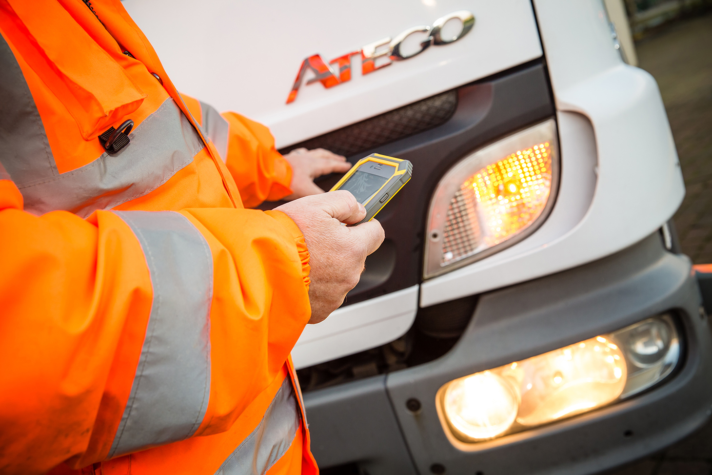 Helping fleet managers with vehicle maintenance