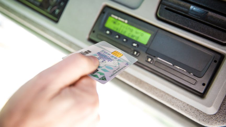 Is your tachograph working for you?