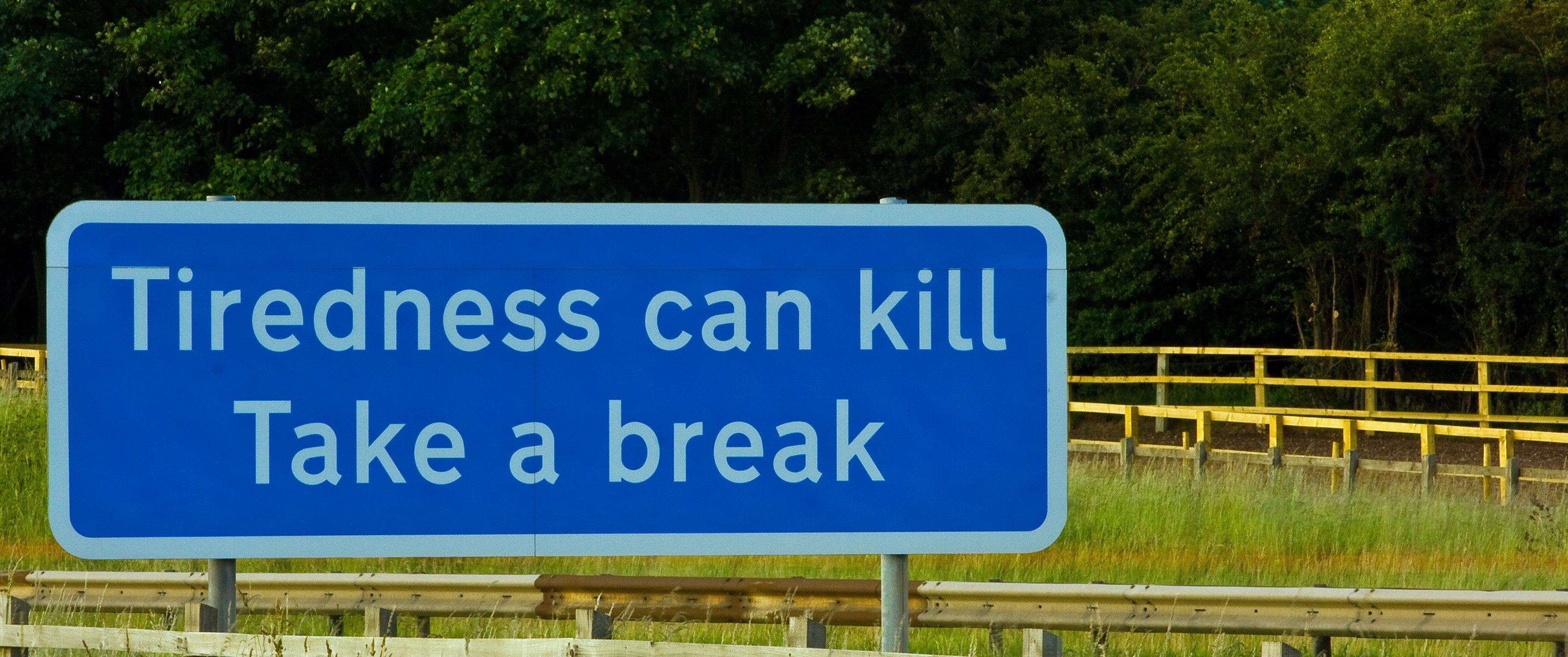 Are your drivers taking adequate breaks?