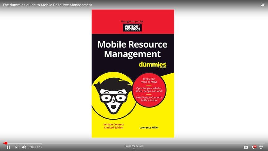 Dummies guide Video to Mobile Resource Management