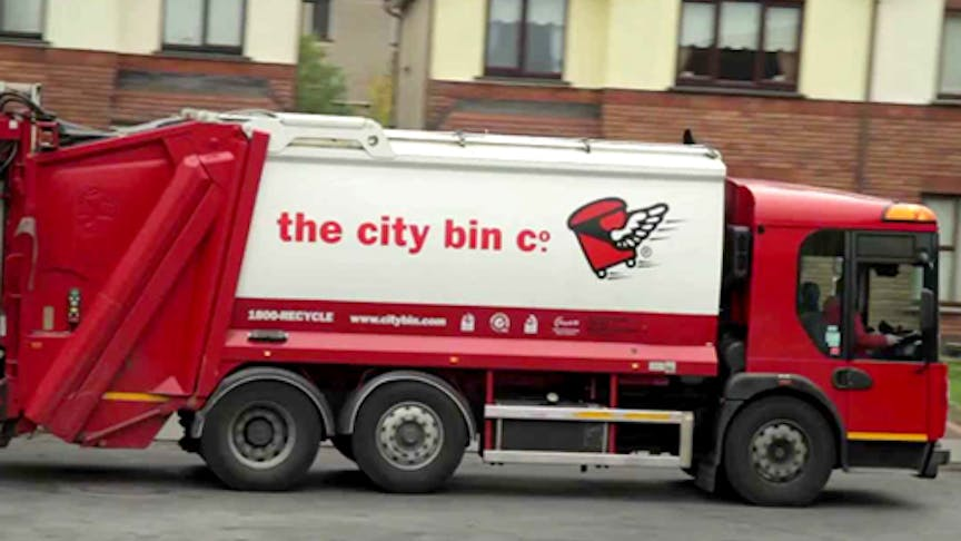 Verizon Connect reporting makes doing business easier for City Bin