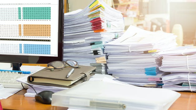 Less paperwork = higher profits?
