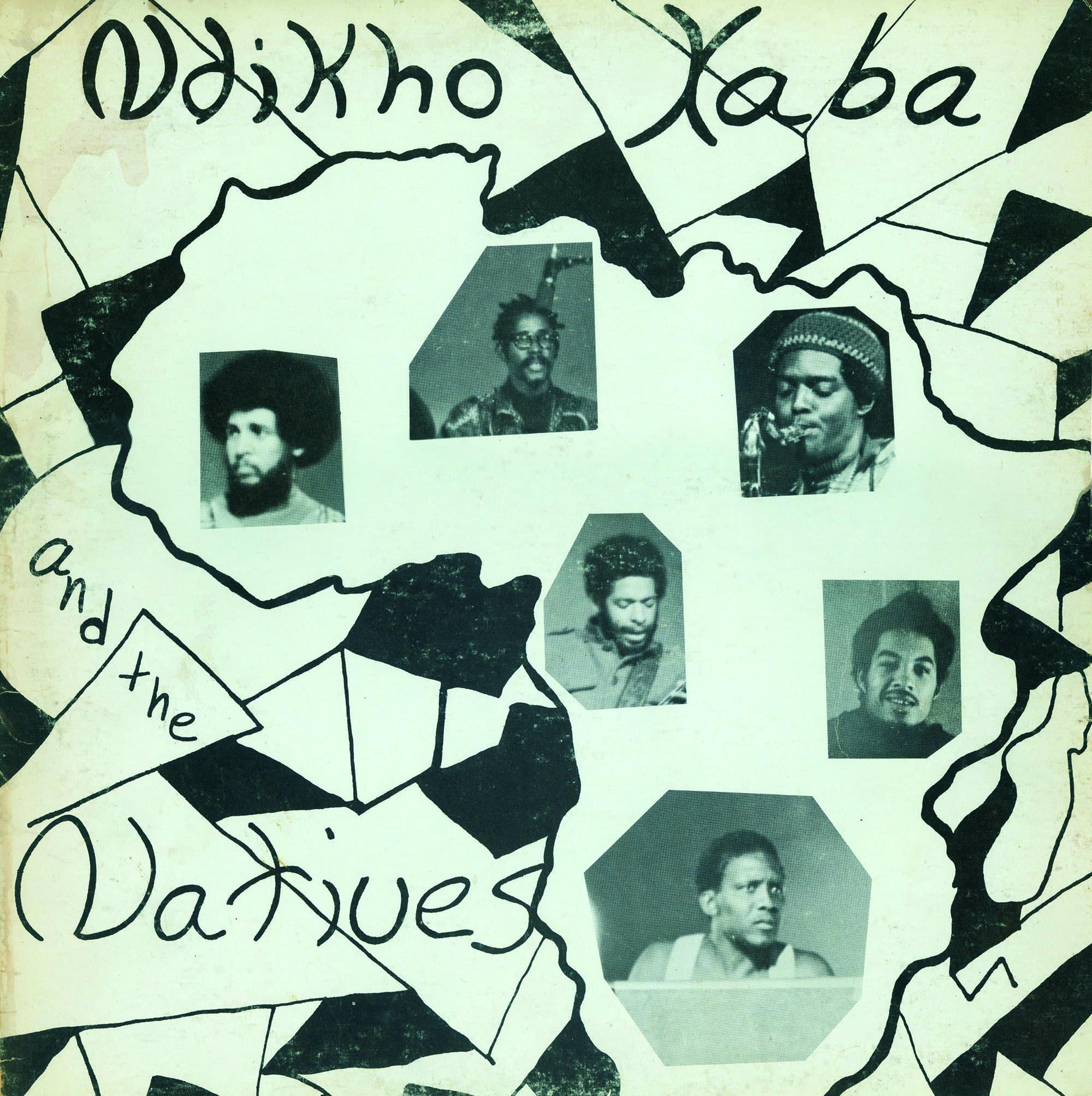 Ndikho Xaba and the Natives - S/T