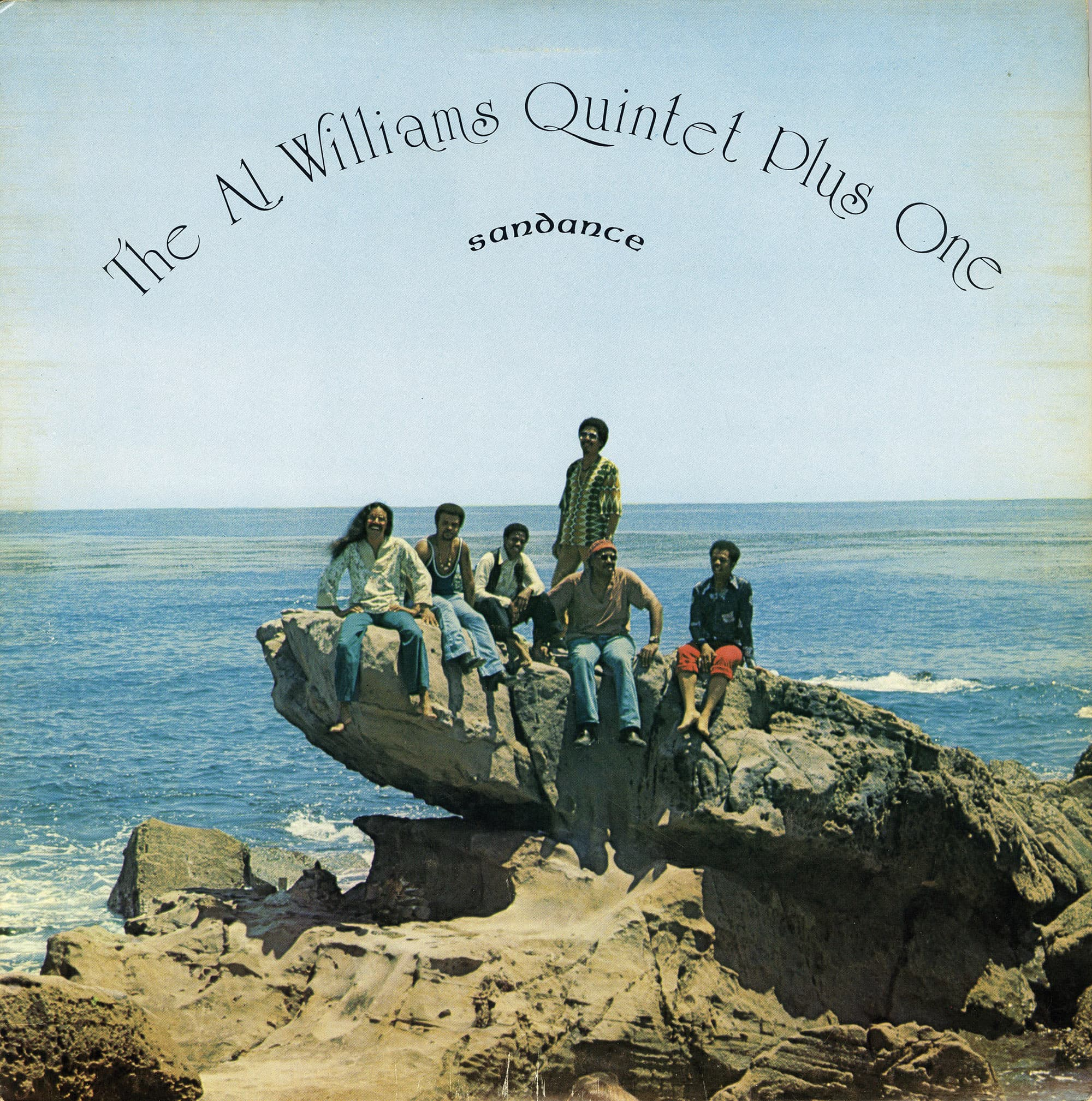 Al Williams Quintet Plus One - Sandance