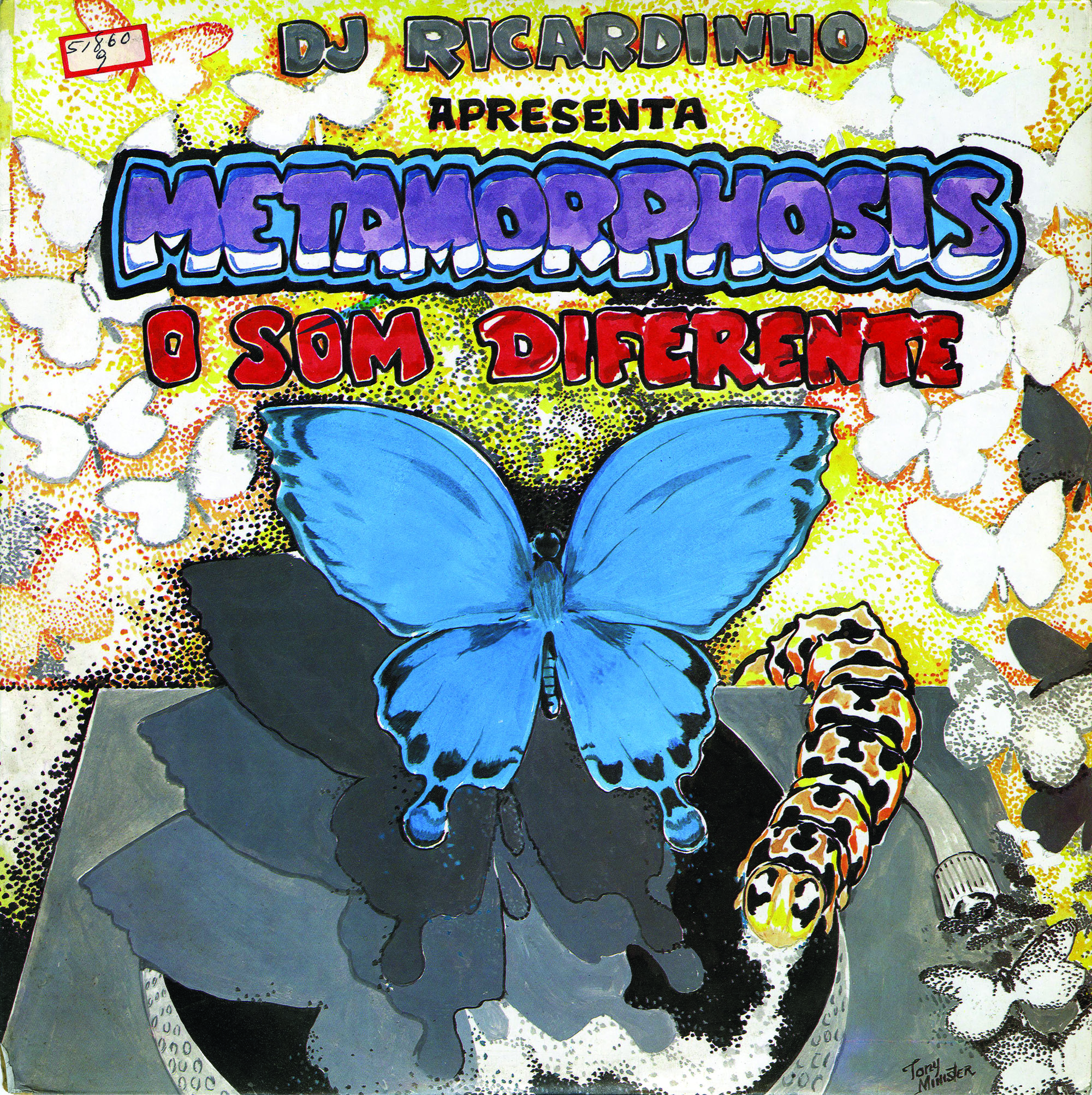 DJ Ricardinho - Apresenta Metamorphosis: O Som Diferente