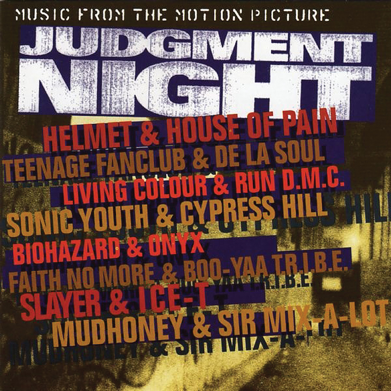 Various Artists - Judgment Night