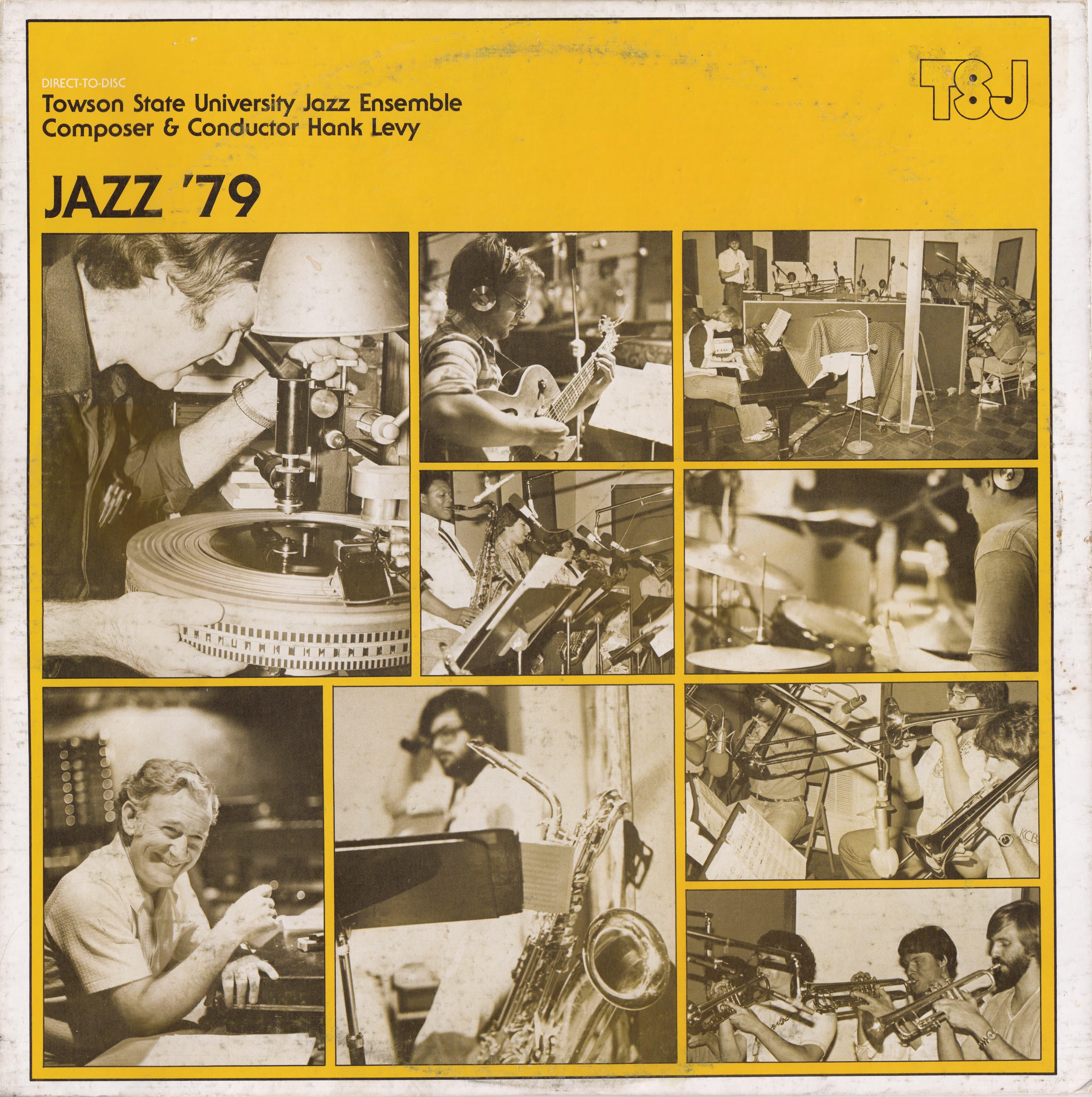 Towson State University Jazz Ensemble - Jazz '79
