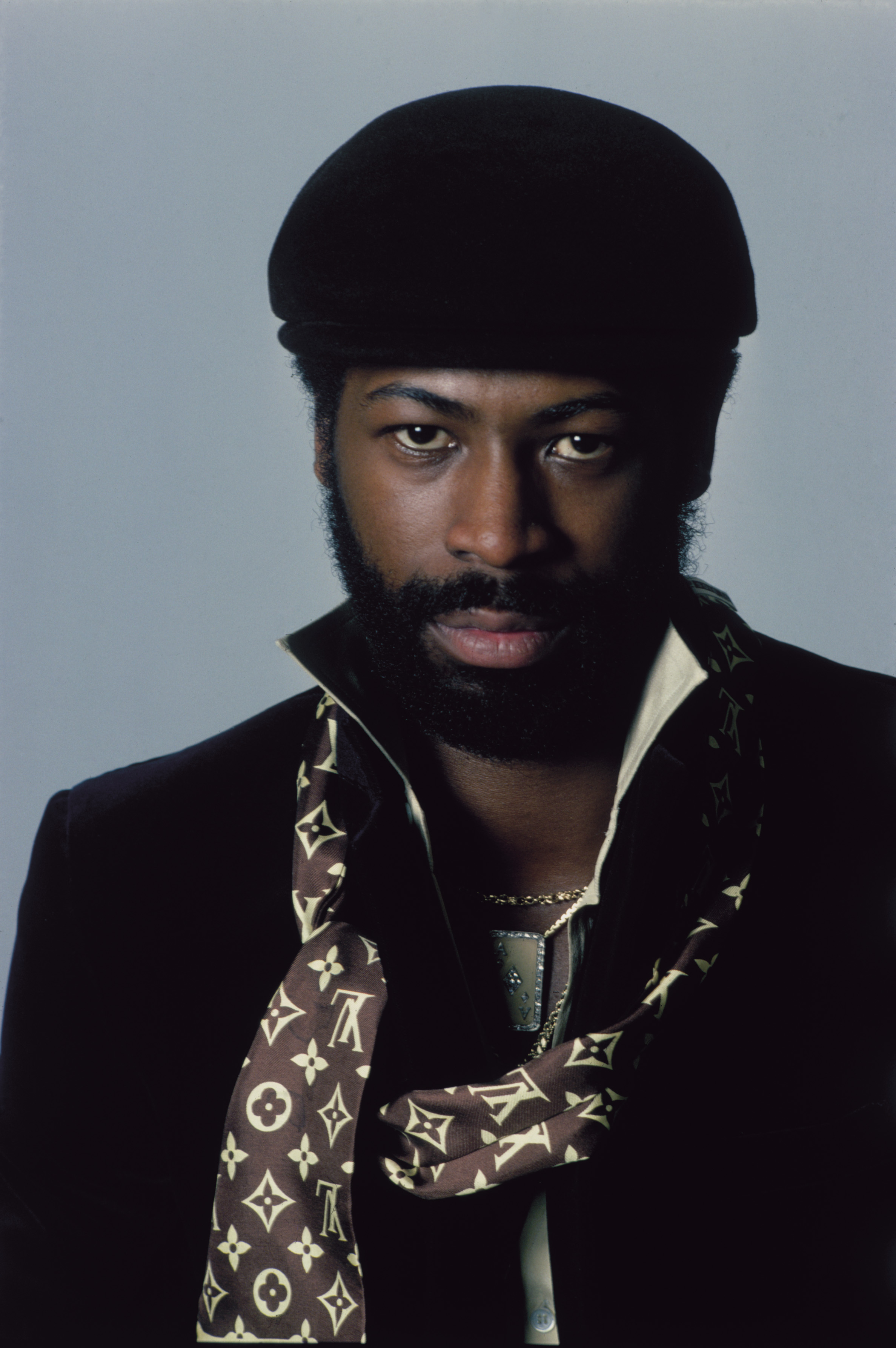 Teddy Pendergrass, 1978. Photo courtesy of Sony Music Entertainment Archives.