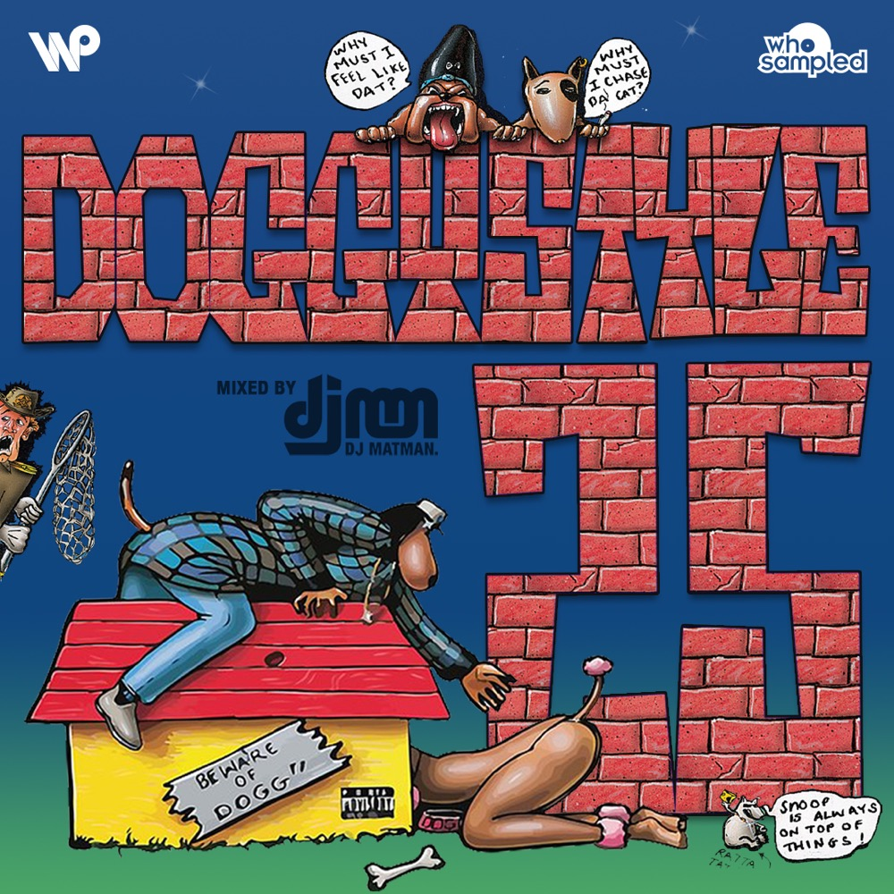 Snoop Dogg's Doggystyle 25th anniversary mixtape by DJ Matman