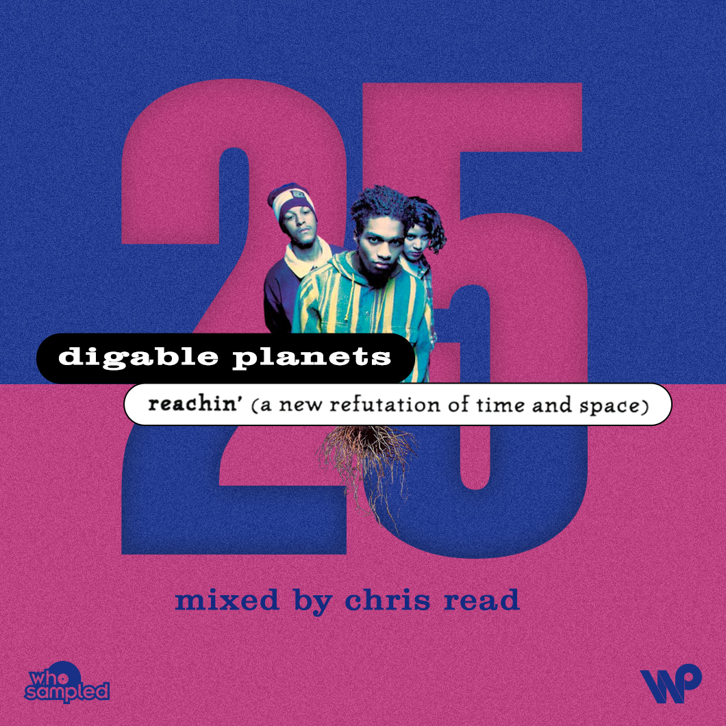 Digable Planets <I>Reachin&#8217;</I> 25th Anniversary Mixtape