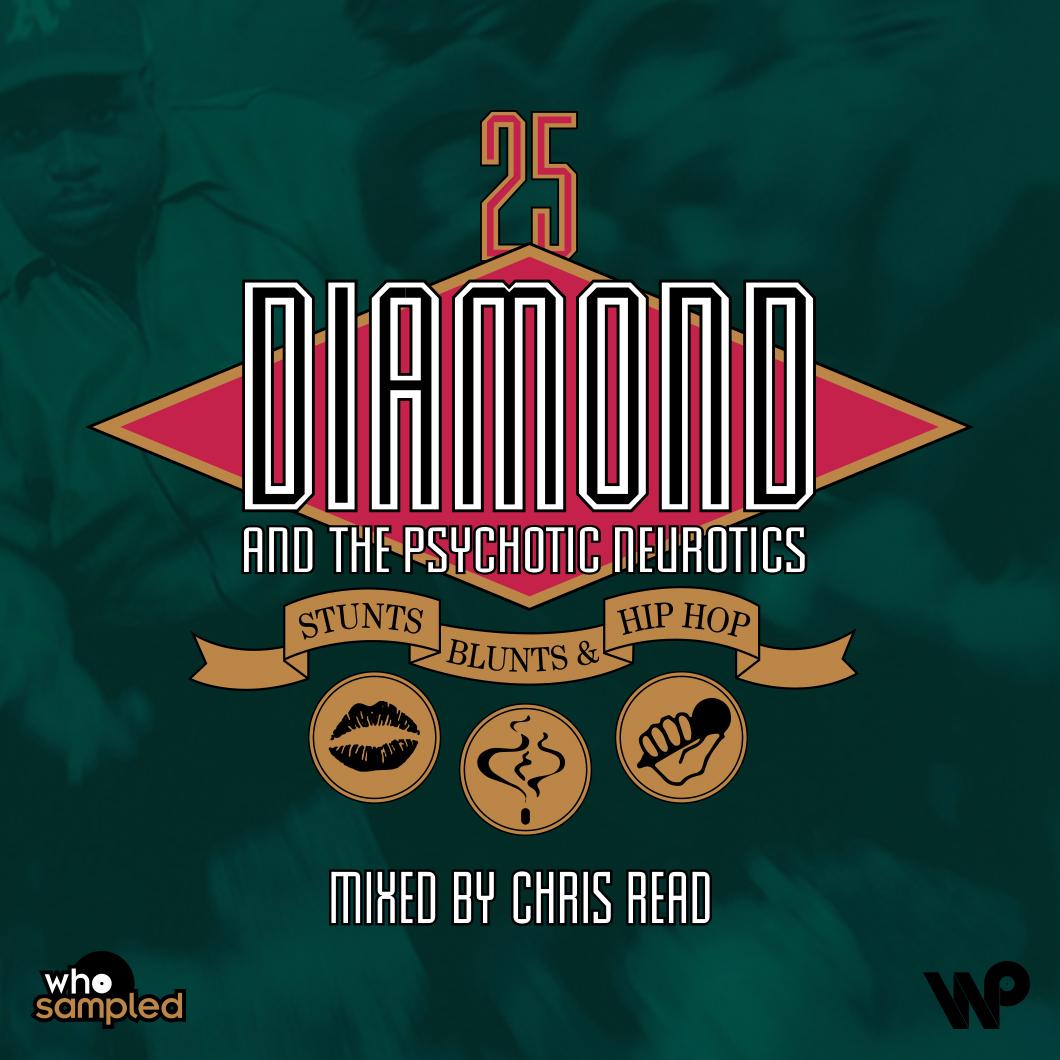 Diamond D Stunts, Blunts & Hip Hop 25th Anniversary Mixtape