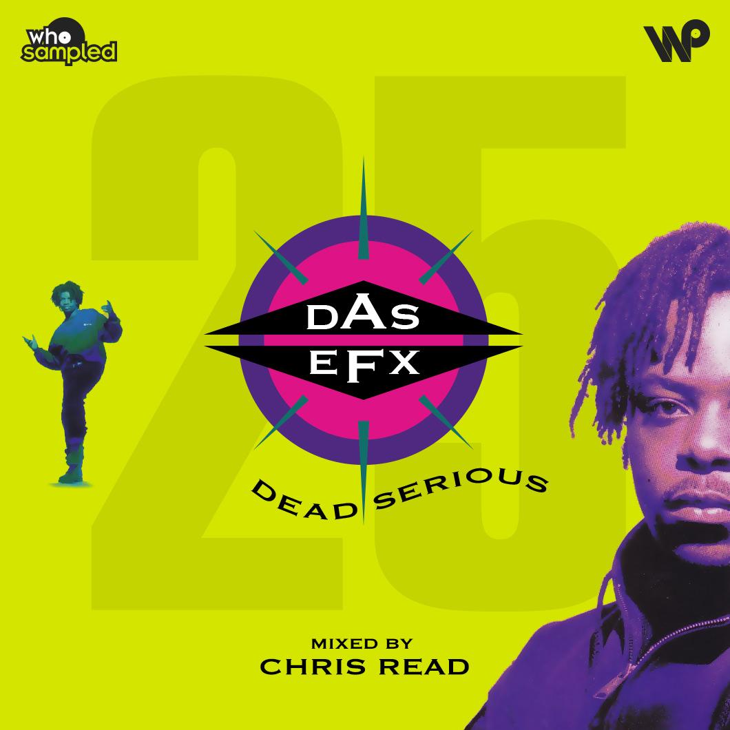 Das EFX <i>Dead Serious</i> 25th Anniversary Mixtape
