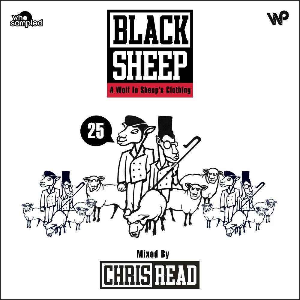 Black Sheep A Wolf In Sheep's Clothing 25th Anniversary Mixtape