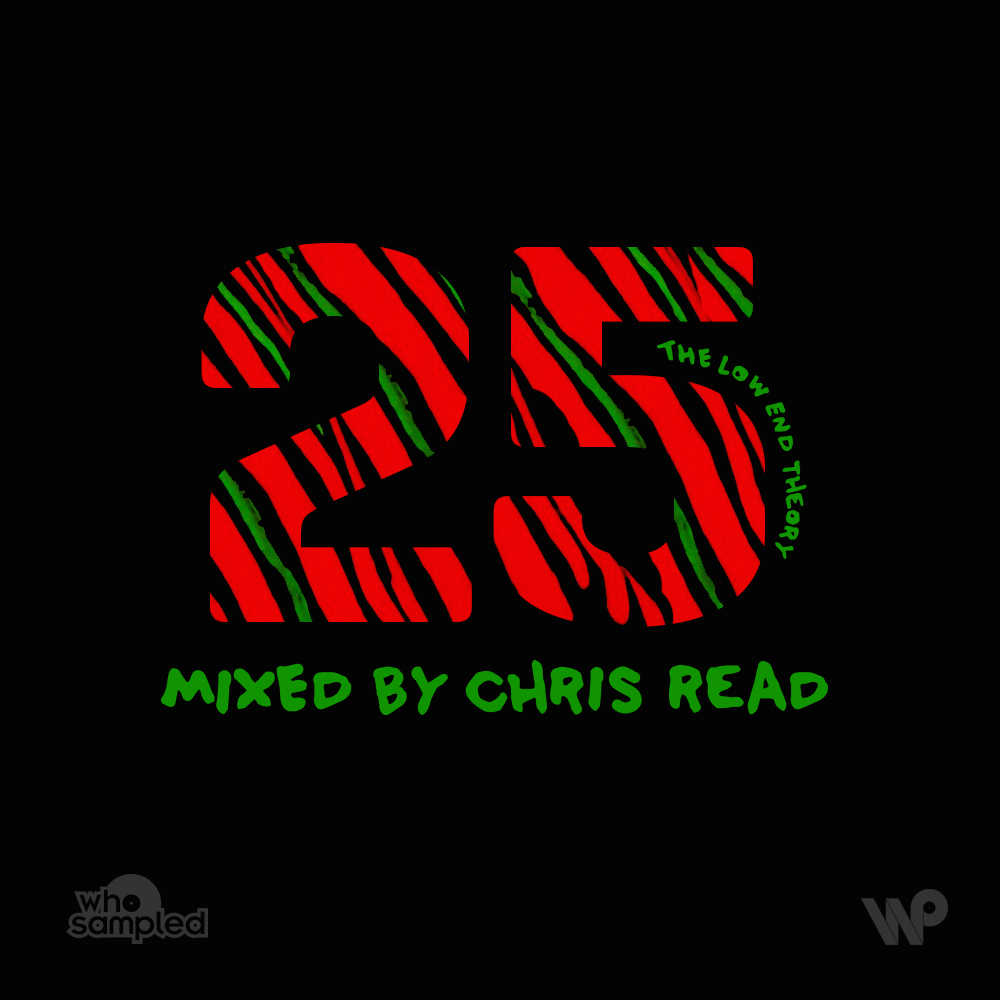 A Tribe Called Quest <i>Low End Theory</i> 25th Anniversary Mixtape