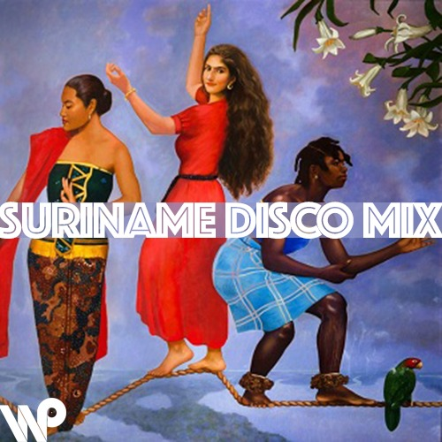 Suriname disco-funk mix and new compilation from Rush Hour
