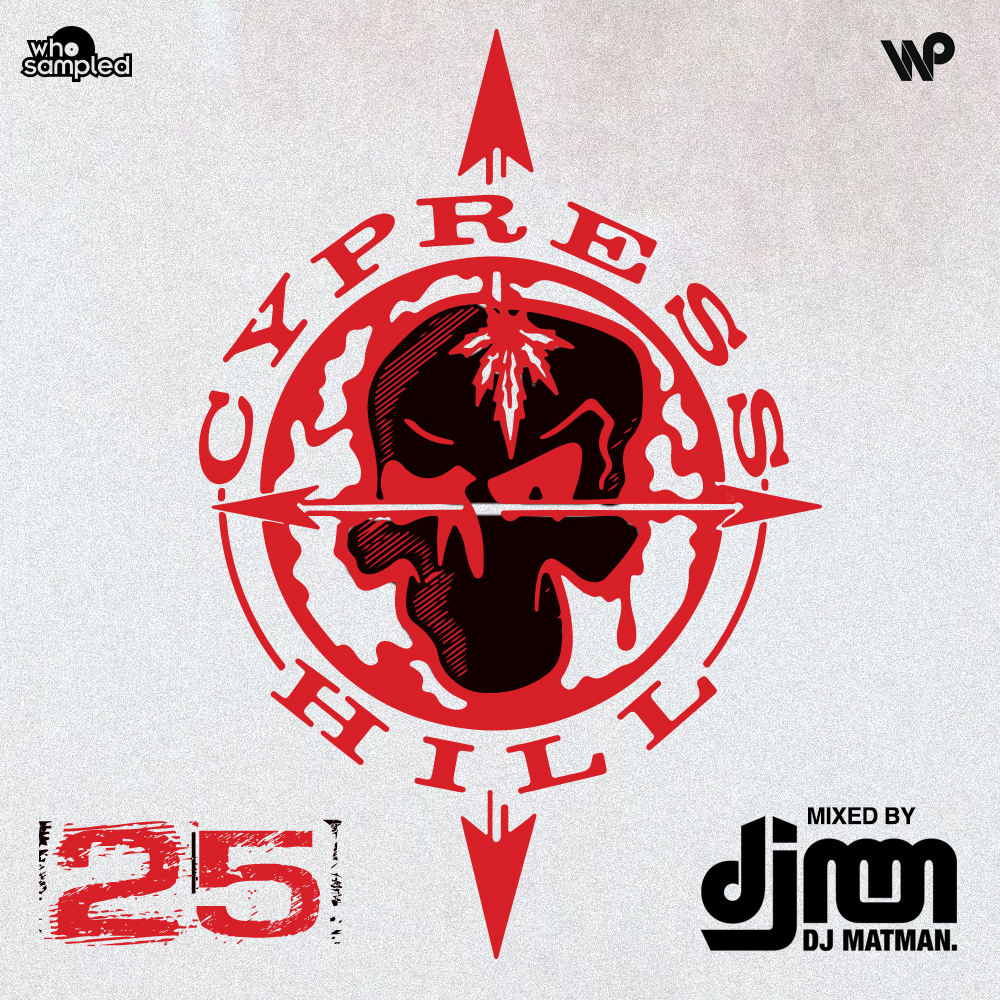 <i>Cypress Hill</i> 25th Anniversary Mixtape