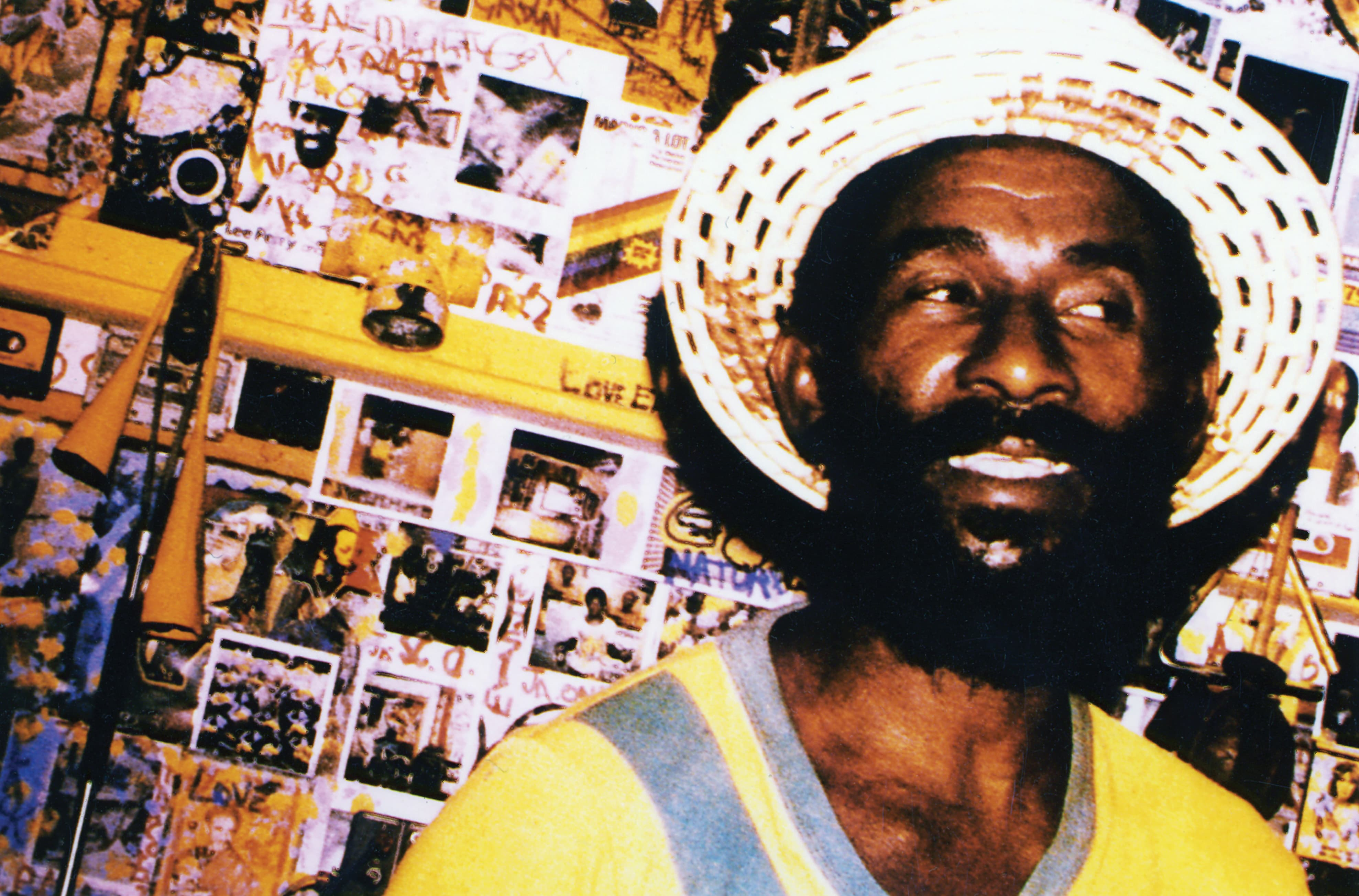 """The apex and sudden fall of Lee """"Scratch"""" Perry's Black Ark"""
